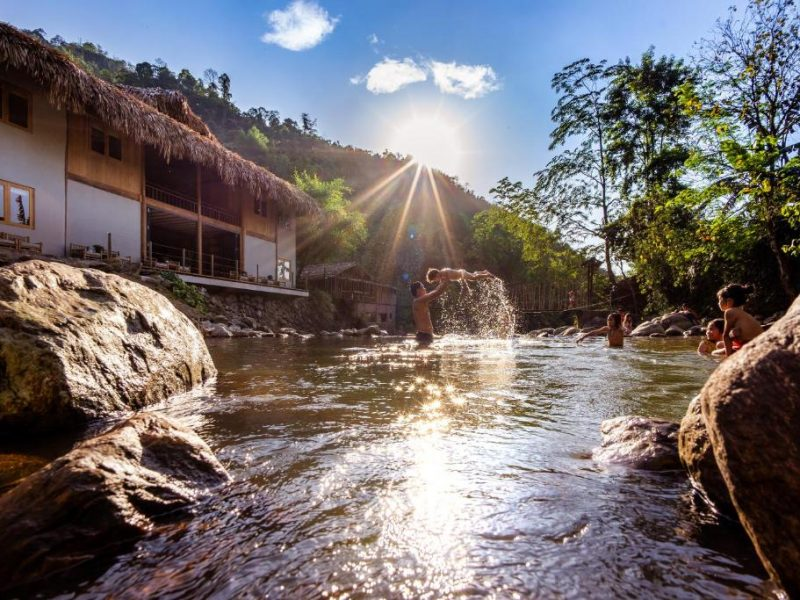 Topas Riverside Lodge 2